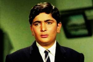 Rishi Kapoor plays young Raju